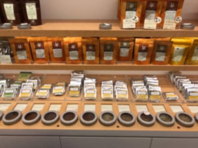 ルピシアにはサンプル茶葉がある。妊活ハーブティーおすすめ。